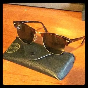 Raybans Clubmaster RB 3016 W0366 51-21